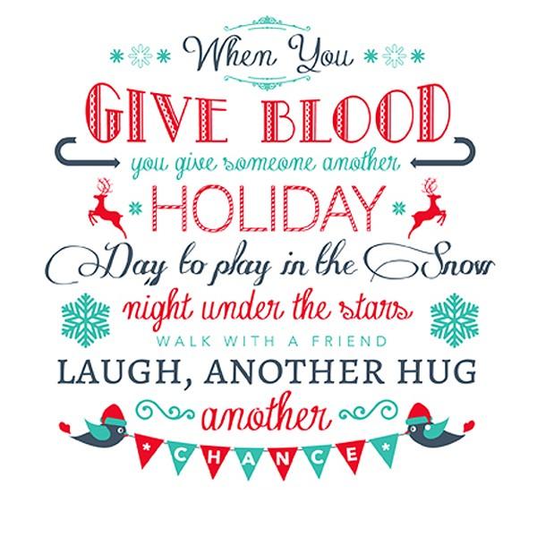 Christmas Blood Drive.Christmas Blood Drive Mobile Blog